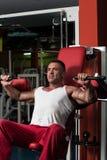 Shoulder Exercises Royalty Free Stock Photos