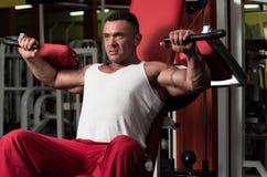 Shoulder Exercises Stock Photos