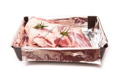 Shoulder of lamb Stock Photography