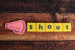 Free Shout Stock Photos - 134175813