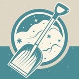 shovel ilustração stock