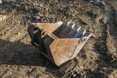 shovel bucket Stock Photos