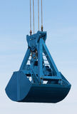 Shovel crane Royalty Free Stock Photography