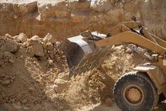 Shovel excavator Royalty Free Stock Photos