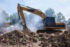 Shovel for heavy all work. For all soil stock photography
