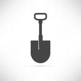 Shovel Icon Stock Photos