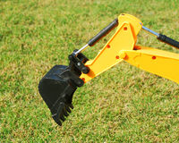 Shovel Loader Stock Image