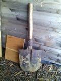 shovel Stock Image