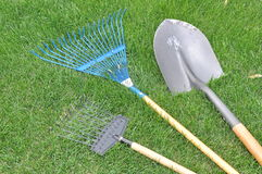Shovel Stock Images