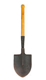 Shovel on white background Stock Photography