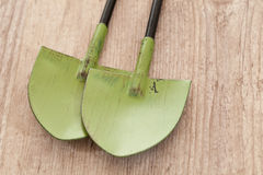 Shovels Royalty Free Stock Photo