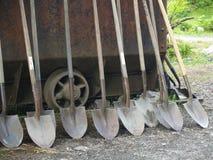 Shovels Royalty Free Stock Images