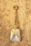 Shovels for constrution Royalty Free Stock Photography