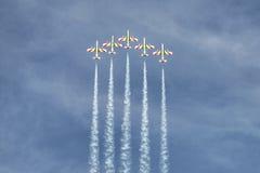 Show aerei 2015 - 1 Immagine Stock