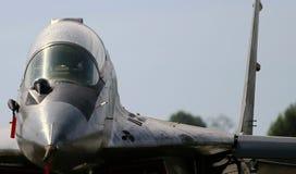 Show aerei malesi reali dell'aereo da caccia delle aeronautiche Immagine Stock