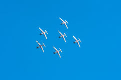Show aereo 2013, Radom 30 agosto 2013 Immagini Stock