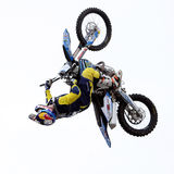 Show announcing world championship in FMX Stock Photos