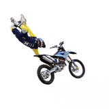 Show announcing world championship in FMX Royalty Free Stock Images