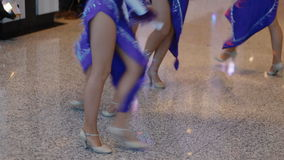 Show ballet and their dance stock video footage