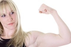 Show that bicep Stock Photography