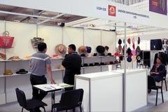 5. Show ` Chinas Homelife `, Warschau, Polen Lizenzfreies Stockbild