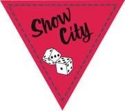Show city Royalty Free Stock Photos