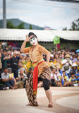 Show Dance from Indonesia stock photo