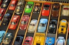 Show di auto di epoca e non. Torino 12-14 febbraio al Lingotto. nCon questa si � giunti alla 34^ edizione di automotoretro', con una buona affluenza di stock photography
