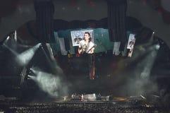 show för musa o paulo s royaltyfri fotografi