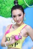 Show girl Stock Photo