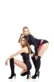 Show girls Stock Photo