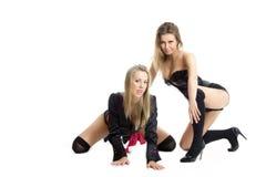 Show girls Stock Photos