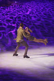 Show - Holiday on Ice Royalty Free Stock Photos