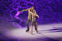 Show - Holiday on Ice Royalty Free Stock Photo