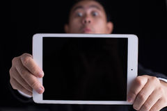 Show iPad royalty free stock photos