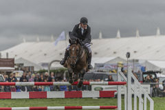 Show jumping event Royalty Free Stock Image