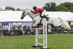 Show jumping event Royalty Free Stock Images