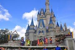 Show at Magic Kingdom park, Walt Disney World Resort Orlando, Florida, USA stock photos