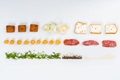 Show me the food Stock Images