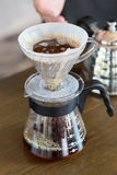 Show Of Drip Coffee Stock Photography