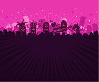 Show & Party Royalty Free Stock Images