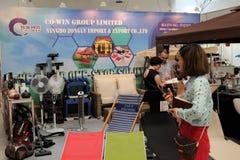 Show 2017, Polen Chinas Homelife Lizenzfreie Stockfotos
