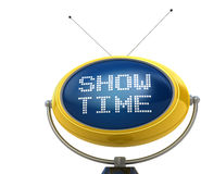 Show time Royalty Free Stock Photos