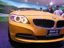 show van de Motor van 32ste Bangkok de Internationale 2011 Royalty-vrije Stock Foto