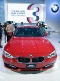 show van de Motor van 33ste Bangkok de Internationale 2012 Royalty-vrije Stock Afbeelding