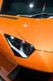 show van de Motor van 33ste Bangkok de Internationale 2012 Stock Afbeelding