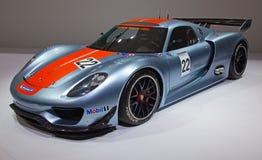 Show van de Motor van Genève de 81ste Internationale Stock Afbeeldingen