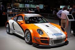 Show van de Motor van Genève eenentachtigste de Internationale Royalty-vrije Stock Afbeeldingen