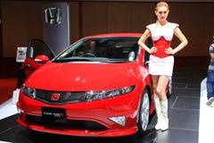 Show van de Motor van Kuala Lumpur de Internationale 2010 Royalty-vrije Stock Afbeelding