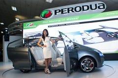Show van de Motor van Kuala Lumpur de Internationale (KLIMS) 2010 Stock Afbeeldingen